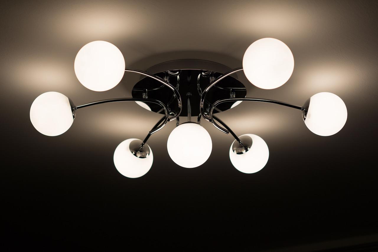 Des luminaires, pour le côté design de votre déco !