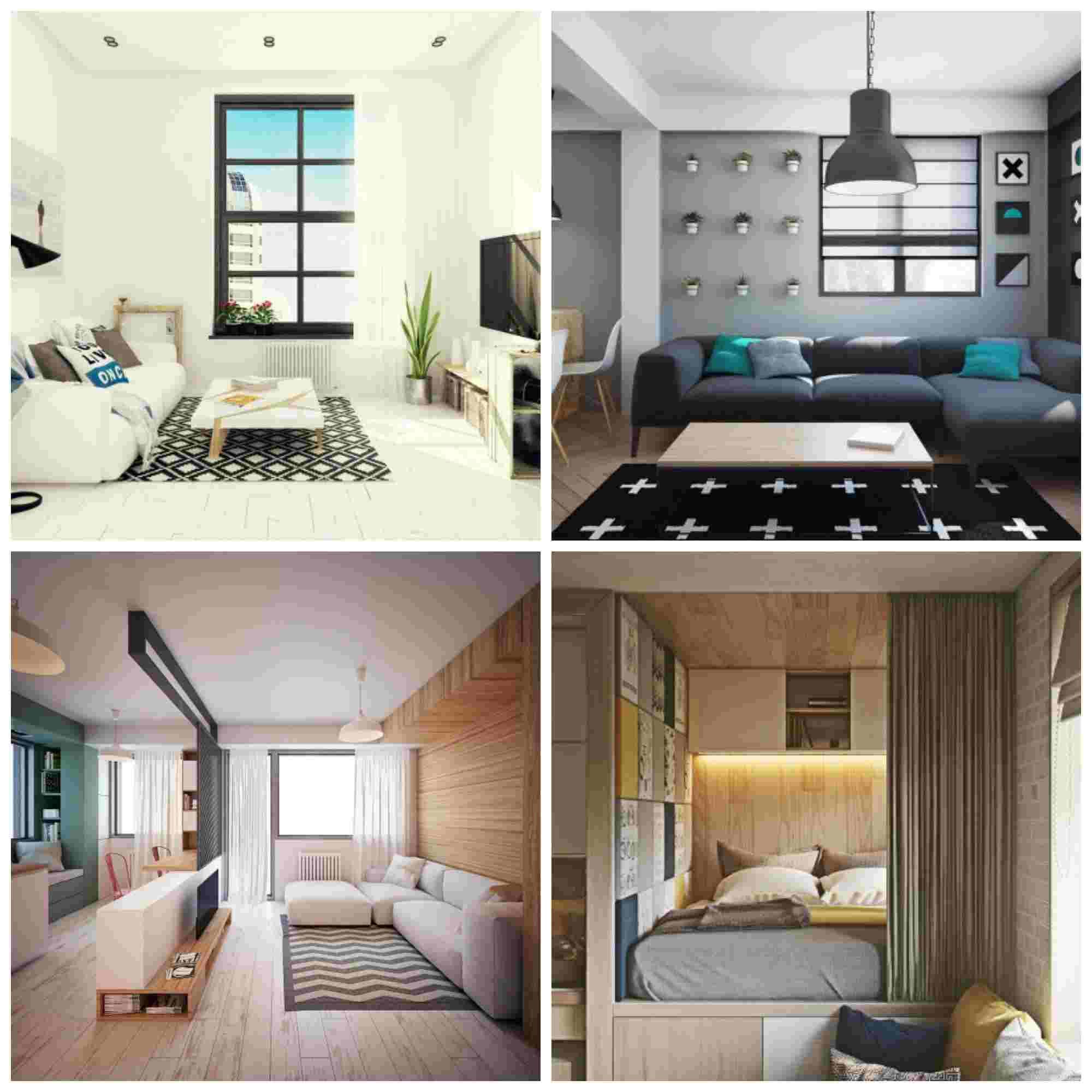 Aménagement Mezzanine Petit Espace comment aménager un tout petit appartement - designs et déco